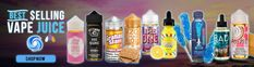 Come and take a look at our amazing collection of all our best selling Ejuices. There at tons to choose from and to bundle here at West Coast Vape Supply!