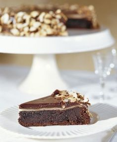 Gluten AND dairy free cake from The Dairy-Free & Gluten-Free Kitchen by Denise Jardin via Don't just have your cake and eati it, have your cake...and LOVE it blog. Lots of dairy and gluten free recipes there.