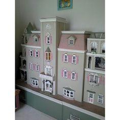 Salehurst Manor 1:12 scale.....Anne Roder.