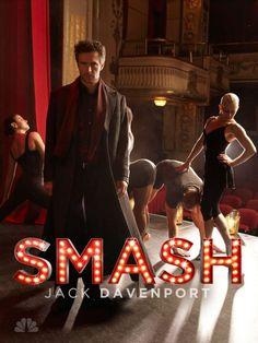 Jack Davenport as Derek Wills on Smash on NBC