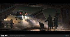ArtStation - ILM Art Department Challenge: The Moment, Alexander Dudar