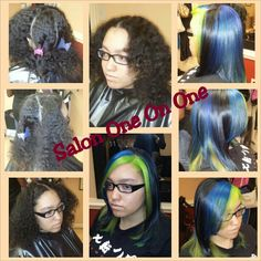 Color done by Venessa 757-289-9921
