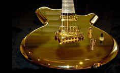 Liquid Metal Guitars M1 Tv Jones Special
