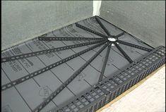 "Mark E Industries Quick-Pitch Kit QPK-101 ""GOOF PROOF SHOWER""   Tile Shower DIY"