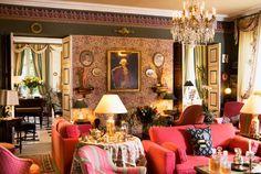 Chateau de Goville Hotel de charme Normandy