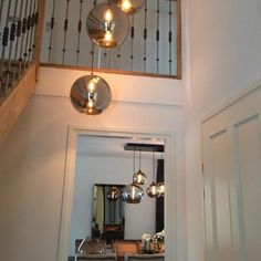Hanglamp Splended Bowls - Driehoek meubelen Ceiling Lights, Lifestyle, Lighting, Home Decor, Art, Home Ideas, Dining Rooms, Deco, Art Background