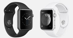 Apple Watch Series 2 is a bit thicker and heavier than the original Apple Watch