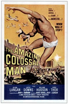 Cool old movie poster