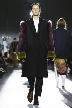 Dries Van Noten Fall Winter 2017 Ready To Wear Collection in Paris