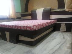 Box Bed Design, Bedroom Furniture Design, Dressing Table, Lounge, Couch, Home Decor, Chair, Airport Lounge, Drawing Rooms