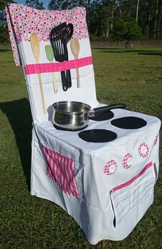 chair stove kitchen cover
