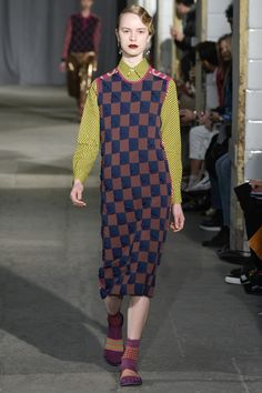 See the complete Arthur Arbesser Fall 2017 Ready-to-Wear collection.
