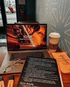 aesthetic laptop – costumiza tu pc – Gold Girl's Diary School Organization Notes, Study Organization, School Notes, College Motivation, Study Motivation, Book Study, Study Notes, Back To University, School Study Tips