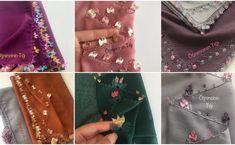Çok Popüler Tığ İşi Oya Modelleri Alexander Mcqueen Scarf, Knitting, Crochet, Accessories, Fashion, Toddler Dress, Vestidos, Moda, Tricot
