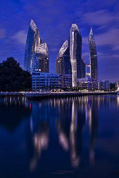 Keppel Bay, Singapore