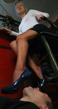 Nylon Stocking (Worship the Goddess)