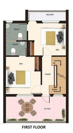 Readymade Floor Plans | Readymade House Design | Readymade House Map | Readymade…