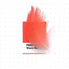 Дизайнер сочетает повседневные предметы с образцами палитры цветов Pantone (18 фото)