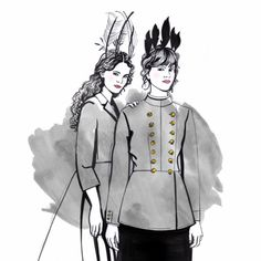 #fashion #illustration #dior