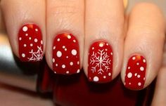 New Year 2015 manicure ideas