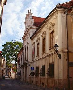 #historymuseum, #Croatia, #traveltips, #travelguide, #backpacker Croatian History Museum (Croatian: Hrvatski povijesni muzej) is a museum of history located in the Vojković Palace (hr) on Antun Gustav Matoš Street in the historic Gornji Grad district of Zagreb, Croatia. The museum holdings consist of around 300,000 objects divided into 17 collections. In addition to a part of read more