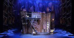 The Wild Party. Coll - The Wild Party. College Conservatory of Music. Set design by Mark Halpin. --- #Theaterkompass #Theater #Theatre #Schauspiel #Tanztheater #Ballett #Oper #Musiktheater #Bühnenbau #Bühnenbild #Scénographie #Bühne #Stage #Set