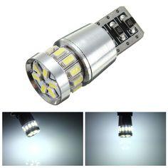 T10 168 194 2825 W5W blanco 3014smd 18 LED bombilla de luz mapa