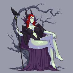 Maleficent by Blazbaros