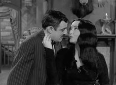 Morticia and Gomez ❤ halloween morticia Addams Family Quotes, The Addams Family 1964, Adams Family, Gothic, Victorian Goth, Morticia And Gomez Addams, John Astin, Charles Addams, Kubo And The Two Strings