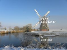 Stock Photo : Windmill, Krimstermolen