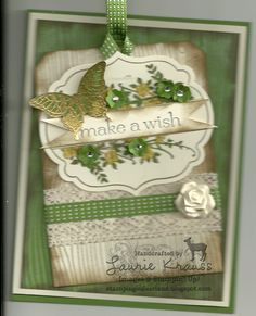 apothecary art. Love the look of the little flowers on this stamp.