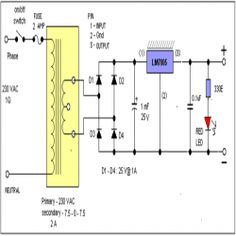 Building a regulated power supply
