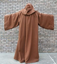 The Jedi Master's Robe Tutorial -- WITH PROPER TUTORIAL LINK!