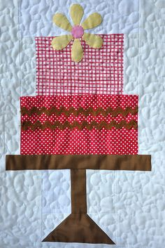 Cake Walk Quilt | Flickr - Photo Sharing!
