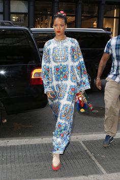 Get Your Summer Style in Gear Like Rihanna, Amal Clooney, and Kim Kardashian…