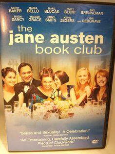 The Jane Austen Book Club Kathy Baker Maria Bello Marc Blucas Emily Blunt