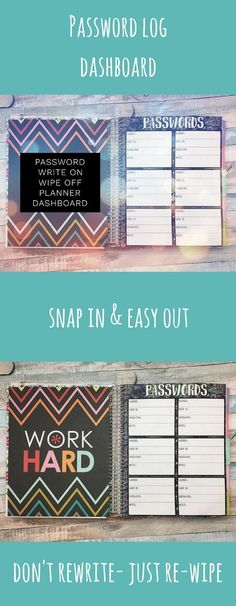 Erin Condren Life Planner|ECLP | Mambi Happy Planner | Recollections | Snap-in Planner Dashboard | Full Page |Write on Wipe off #plannerlove #planneraddict #plannerjunkie #plannernerd #plannergirl #aff