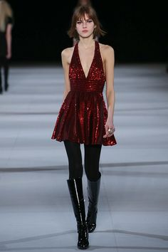 Saint Laurent Fall 2014 RTW