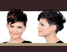 If you want a light and fresh style for summer, take a cue from actress Ginnifer Goodwin who has been successfully sporting a low-maintenance short style. If you're ready ...