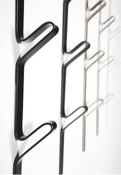 Di Di System Coat Racks Designed By Alberto Basaglia + Natalia Rota Nodari  For YDF