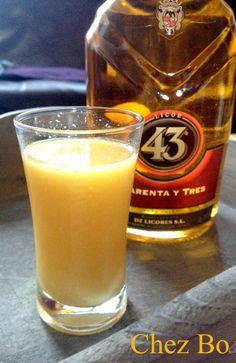 Zaterdagavond drankje: Splitje met Likeur 43