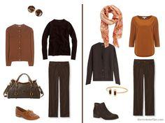 Capsule Outfits, Fashion Capsule, Capsule Wardrobe, Fall Outfits, Travel Wardrobe, Capsule Clothing, Nice Outfits, Work Wardrobe, Wardrobe Ideas