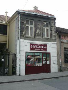Jedina bombondzijska radionics u Beogradu u ulici Gavrila Principa