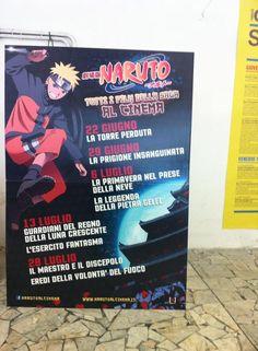 Comic-Soon: NARUTO: TUTTI I FILM AL CINEMA IN ITALIANO TRA GIU...