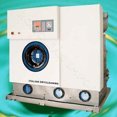 Masina de curatat chimic Italian Drycleaning ID 200