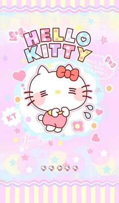Kitty Cam, Hello Kitty Art, Hello Kitty Pictures, Hello Kitty Items, Sanrio Wallpaper, Sad Wallpaper, Kawaii Wallpaper, Hello Kitty Backgrounds, Hello Kitty Wallpaper