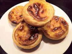 Rezept: Pasteis de Nata - Portugiesische Puddingtörtchen Bild Nr. 1986