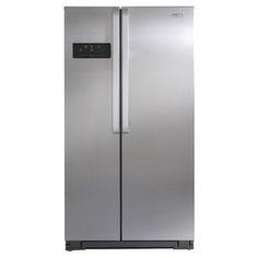 $1583 Whirlpool Side By Side Refrigerator 623L 6WSC21N4XY