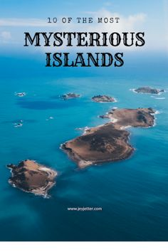 Find out which are the 10 most mysterious islands on this planet. Lost souls, unresolved tragedies, unknown history... if you are up for an adventure, then you must visit those unique and a bit terrifying spots. For the island-loving traveller in you, don't worry, every spooky place has got it's beautiful beach escape on offer!