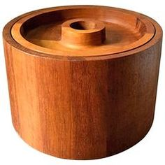 Early Jens Quistgaard Teak Ice Bucket